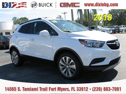 2018 Buick Encore for sale in Fort Myers, FL
