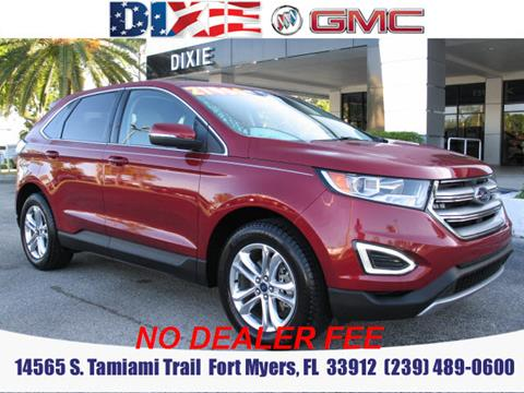 2016 Ford Edge for sale in Fort Myers, FL