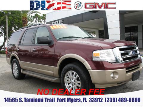 2012 Ford Expedition for sale in Fort Myers, FL