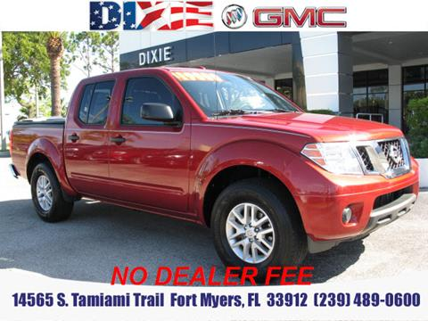 2016 Nissan Frontier for sale in Fort Myers, FL