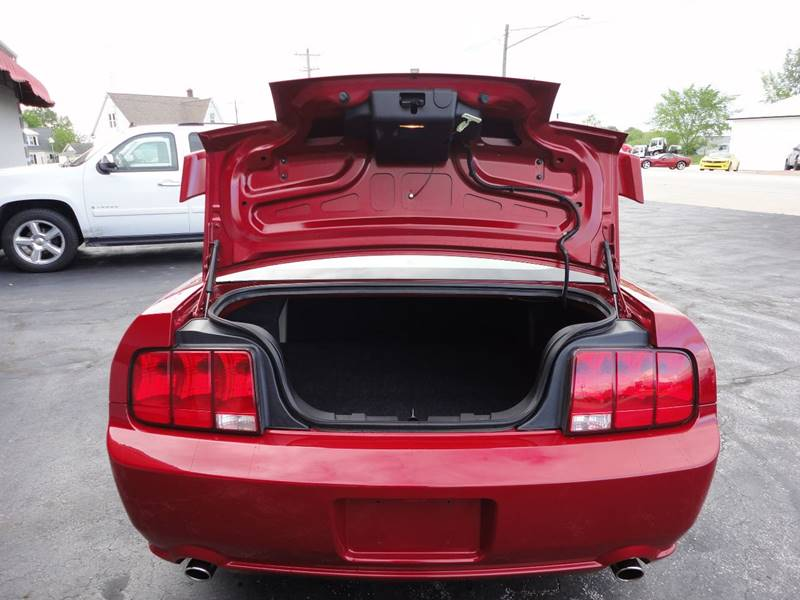 2008 Ford Mustang GT Premium 2dr Coupe - Perryville MO