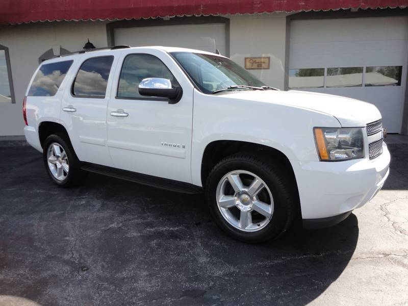 2007 Chevrolet Tahoe LTZ 4dr SUV 4WD - Perryville MO