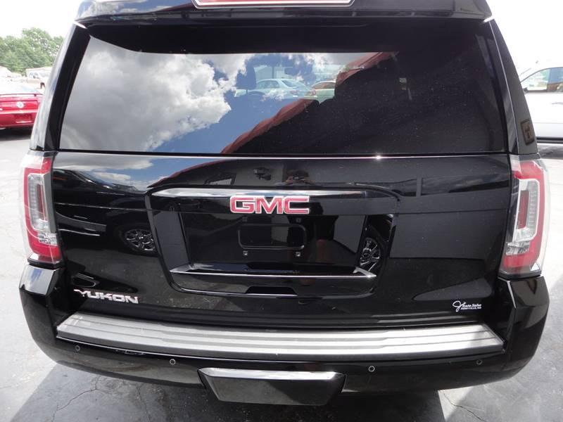 2015 GMC Yukon 4x4 SLT 4dr SUV - Perryville MO