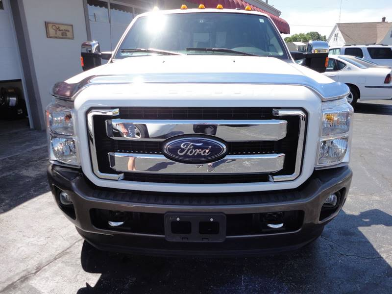 2015 Ford F-250 Super Duty 4x4 King Ranch 4dr Crew Cab 6.8 ft. SB Pickup - Perryville MO