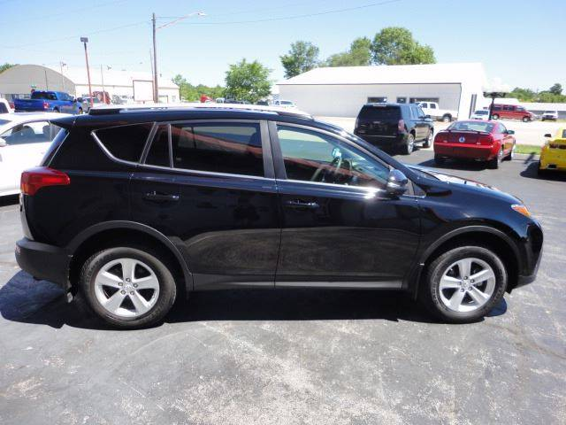 2014 Toyota RAV4 XLE 4dr SUV - Perryville MO
