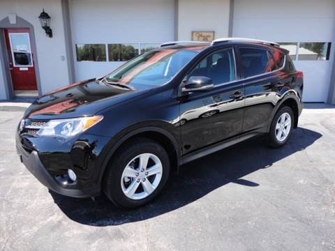 2014 Toyota RAV4 for sale in Perryville, MO