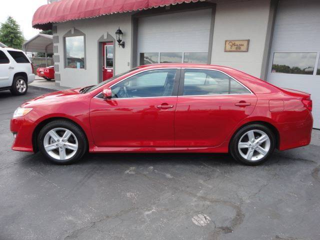 2014 Toyota Camry SE 4dr Sedan - Perryville MO