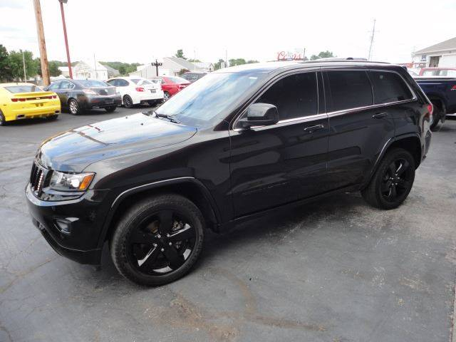 2014 Jeep Grand Cherokee 4x4 Altitude 4dr SUV - Perryville MO