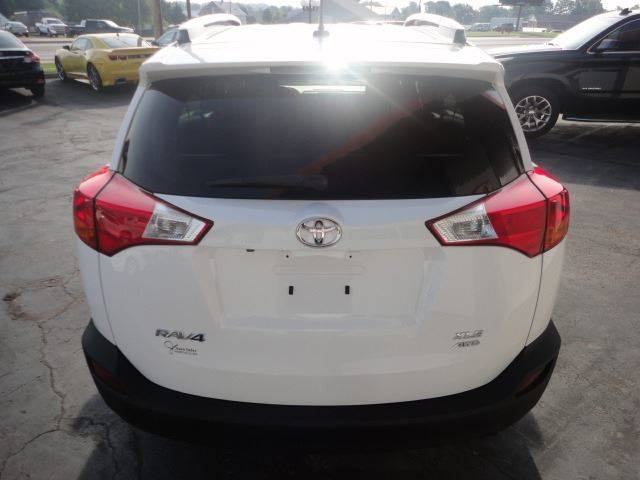 2014 Toyota RAV4 AWD XLE 4dr SUV - Perryville MO