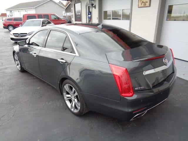 2014 Cadillac Cts 3 6l Tt Vsport Premium 4dr Sedan In Perryville Mo