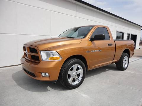 2012 RAM Ram Pickup 1500 for sale in Perryville, MO
