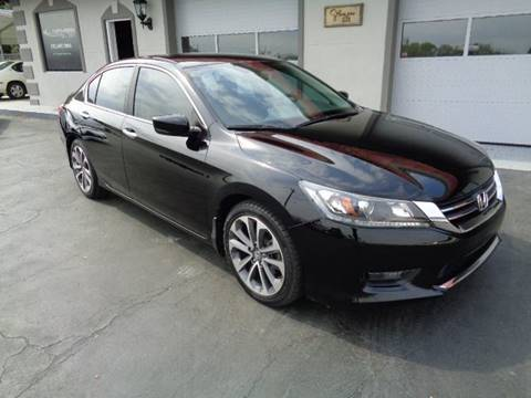 2015 Honda Accord for sale in Perryville, MO