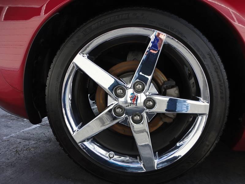 2008 Chevrolet Corvette 2dr Coupe - Perryville MO