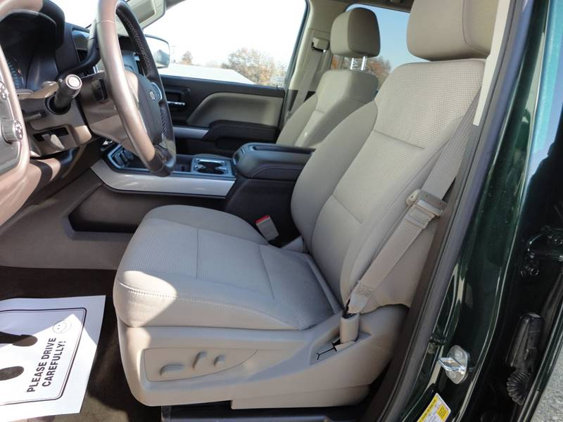 2015 Chevrolet Silverado 1500 4x4 LT 4dr Crew Cab 5.8 ft. SB w/Z71 - Perryville MO