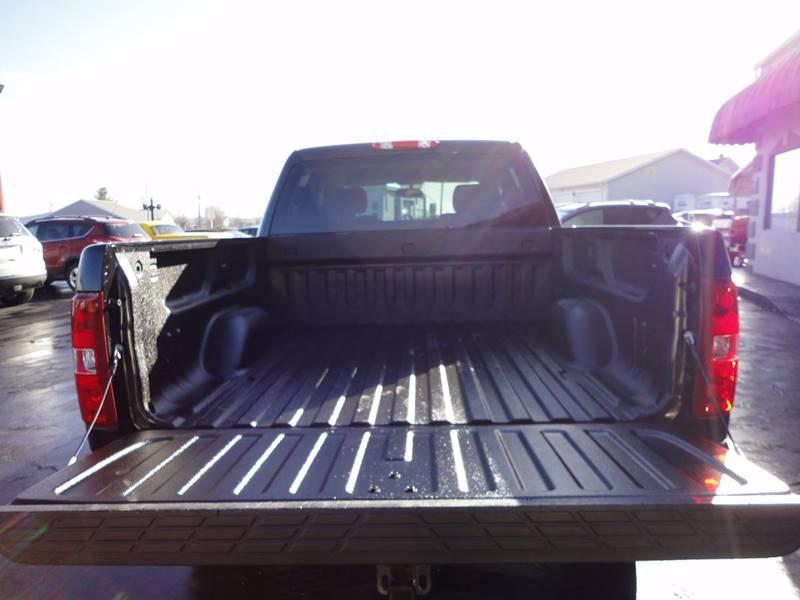 2012 Chevrolet Silverado 1500 4x4 LT 4dr Crew Cab 5.8 ft. SB - Perryville MO