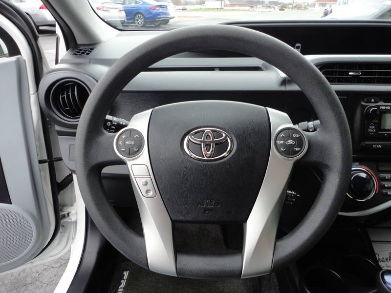 2012 Toyota Prius c Two 4dr Hatchback - Perryville MO