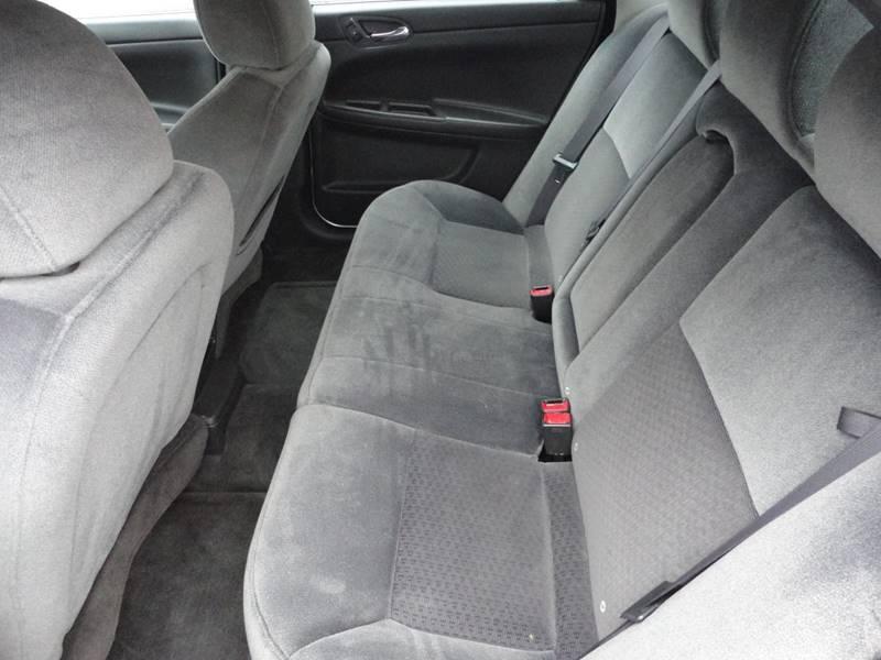 2011 Chevrolet Impala LT Fleet 4dr Sedan w/2FL - Perryville MO