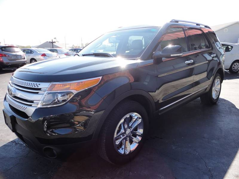 2014 Ford Explorer AWD XLT 4dr SUV - Perryville MO