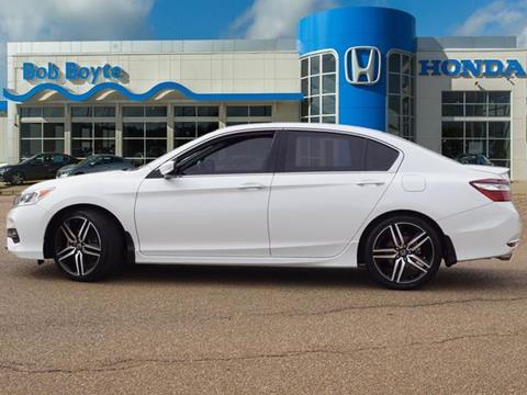 2017 Honda Accord for sale in Brandon, MS