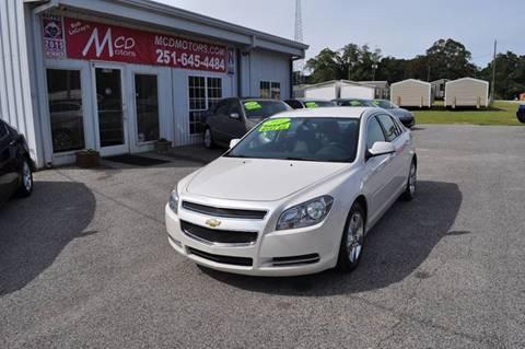 2011 Chevrolet Malibu for sale in Mobile, AL