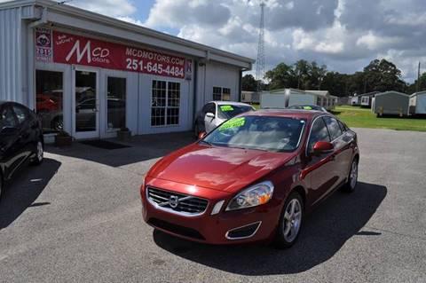 2012 Volvo S60 for sale in Mobile, AL