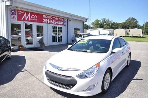 2014 Hyundai Sonata Hybrid for sale in Mobile, AL