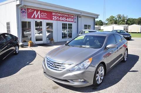 2013 Hyundai Sonata for sale in Mobile, AL