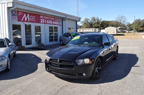 2012 dodge charger for sale in alabama