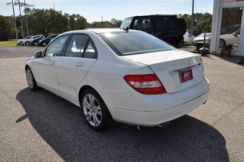 2010 Mercedes-Benz C-Class for sale in Mobile, AL