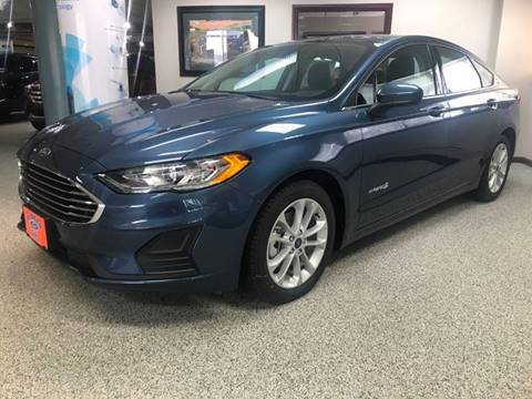 2019 Ford Fusion Hybrid for sale in Platteville, WI