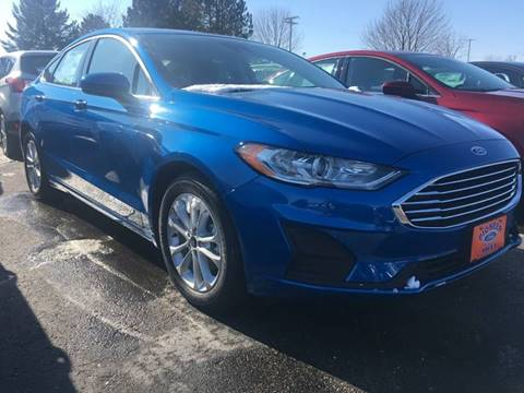 2019 Ford Fusion for sale in Platteville, WI