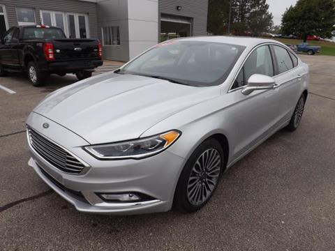 2017 Ford Fusion for sale in Platteville, WI