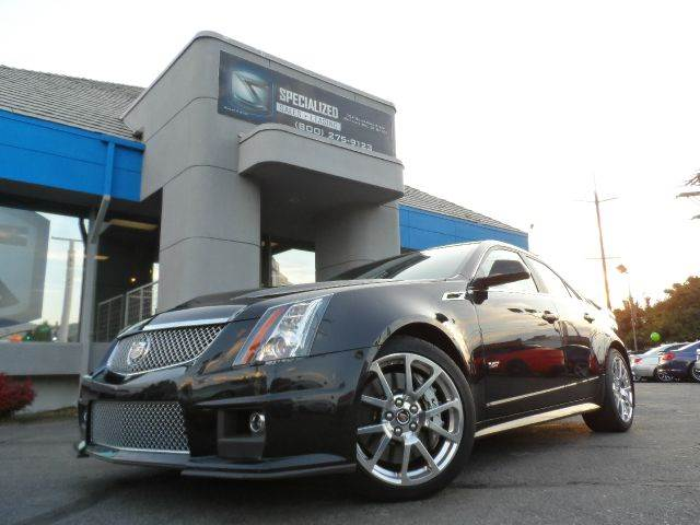 2014 Cadillac Cts V In Salt Lake City Ut Specialized Sales Leasing