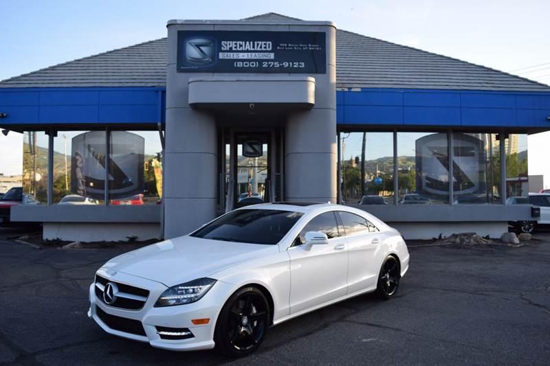 Great 2014 Mercedes Benz CLS CLS550 4dr Sedan   Salt Lake City UT