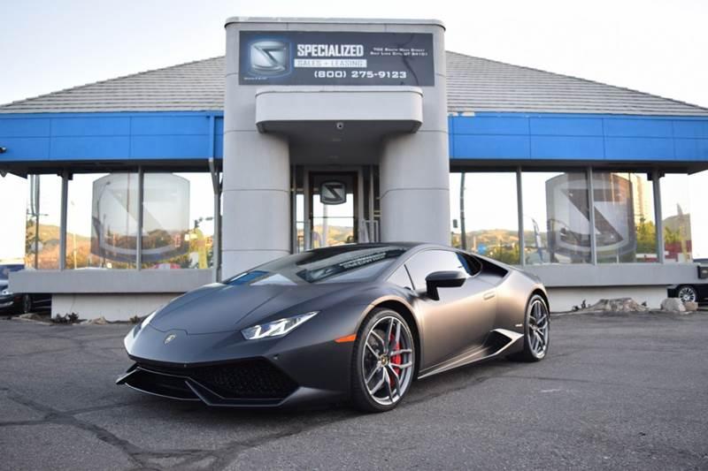 2016 Lamborghini Huracan found on Carsforsale.com®