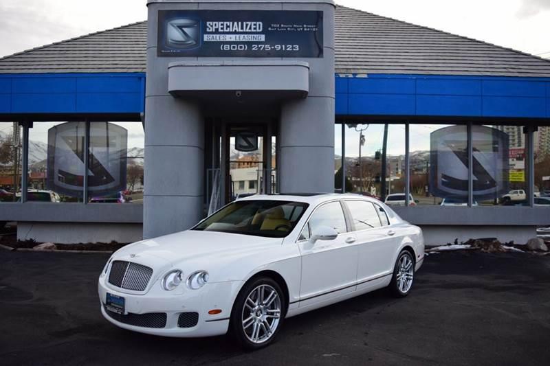 2013 Bentley Continental Flying Spur In Salt Lake City Ut