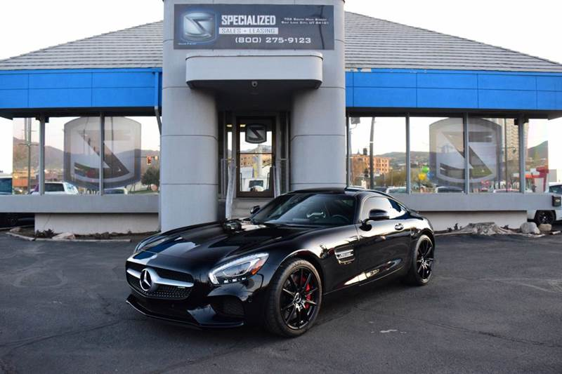 2016 Mercedes-Benz Amg Gt S 2dr Coupe In Salt Lake City UT ...