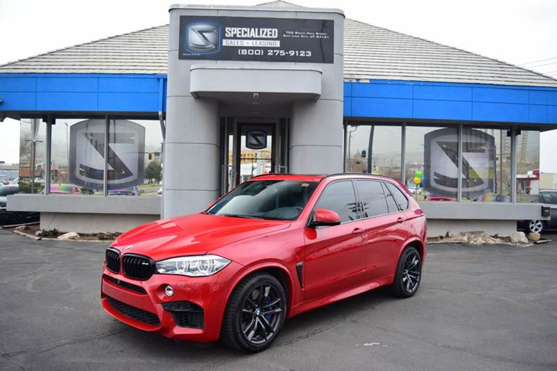 2016 BMW X5 M Base AWD 4dr SUV