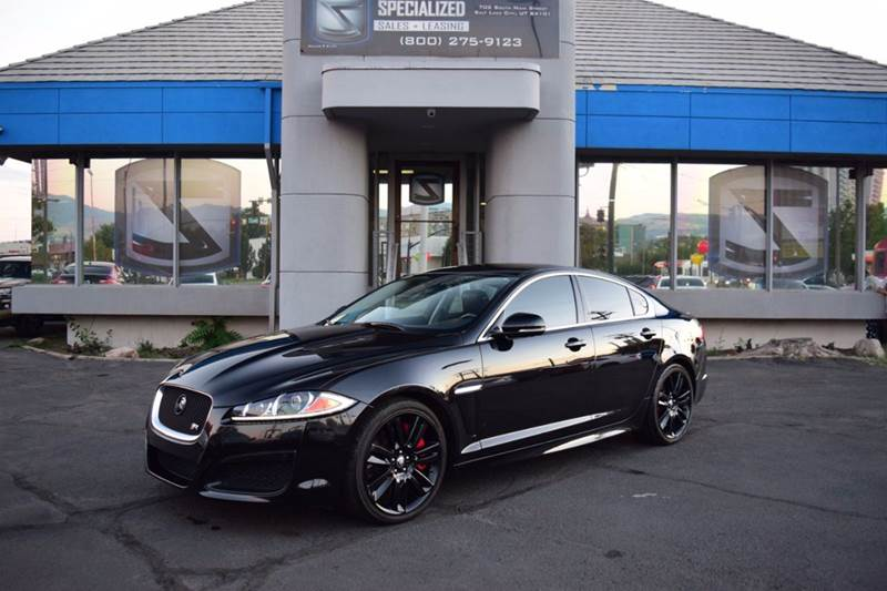 2013 Jaguar Xf Xfr 4dr Sedan In Salt Lake City Ut Specialized