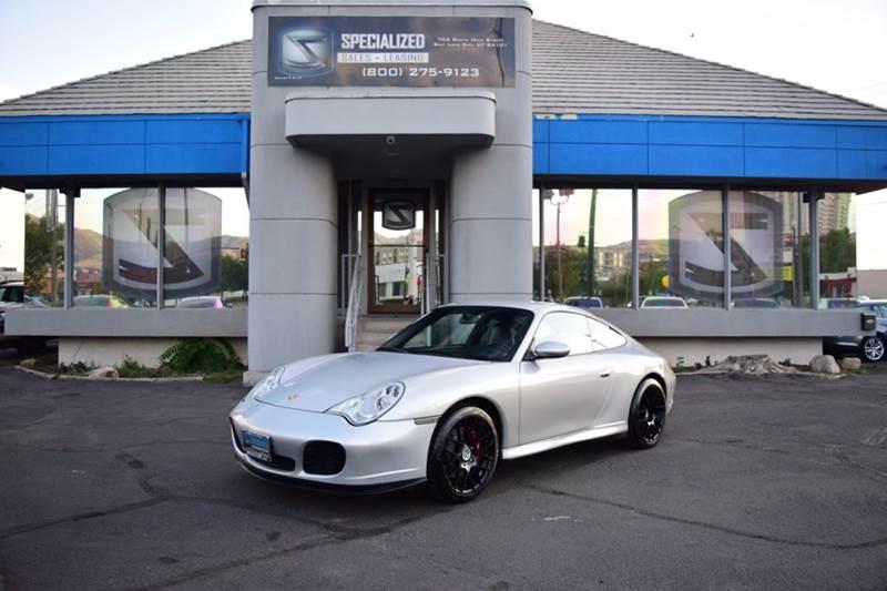 2004 Porsche 911 Carrera 4s Awd 2dr Coupe In Salt Lake City Ut