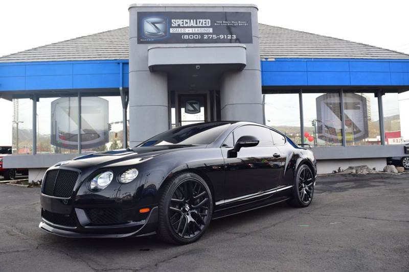 2015 Bentley Continental Gt3-R Awd 2Dr Coupe In Salt Lake City UT ...