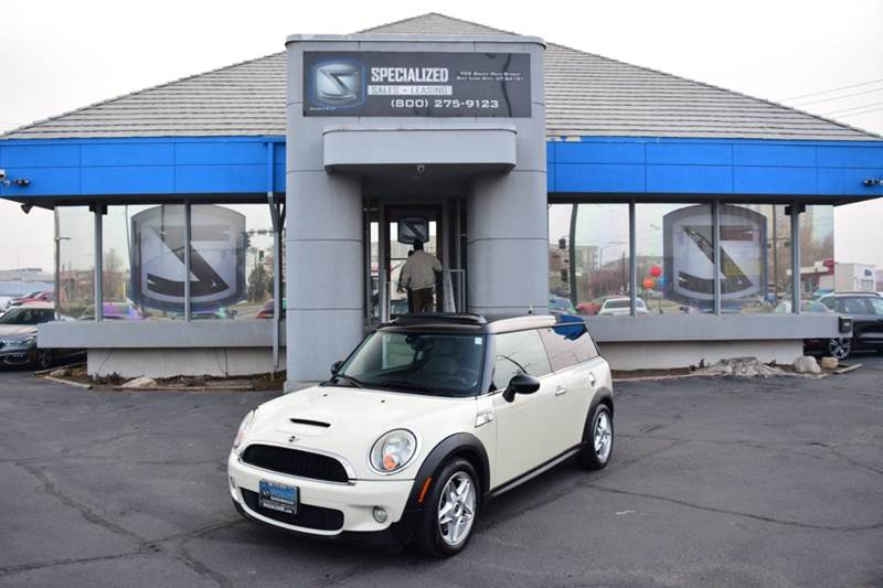 2008 Mini Cooper Clubman In Salt Lake City Ut Specialized Sales