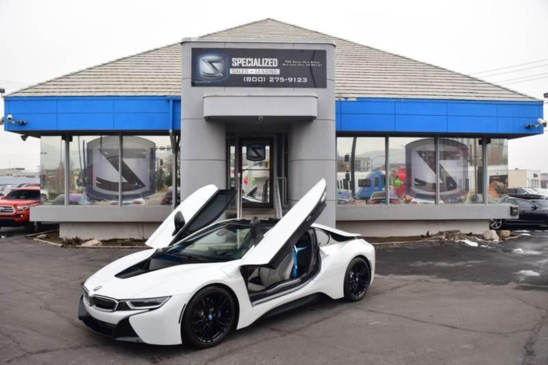 2015 Bmw I8 In Salt Lake City Ut Specialized Sales Leasing