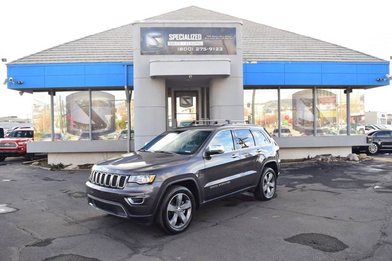 2017 Jeep Grand Cherokee Limited 4x4 4dr SUV   Salt Lake City UT