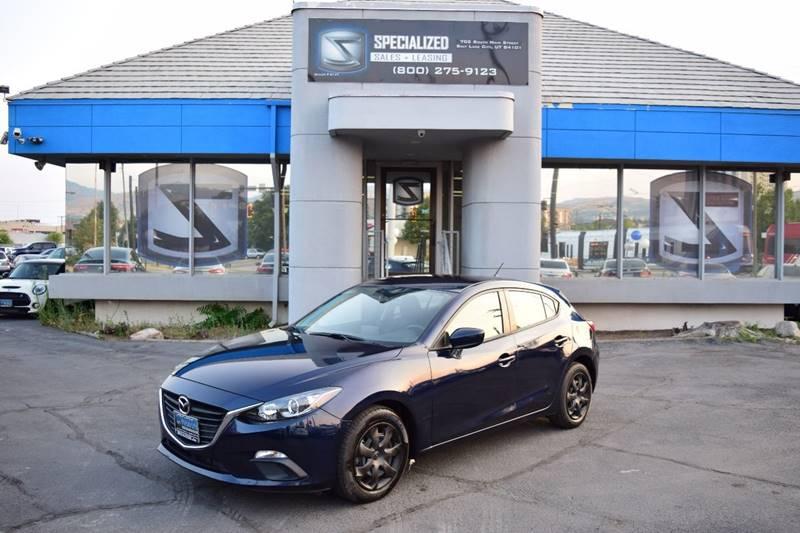 2016 Mazda MAZDA3 I Sport 4dr Hatchback 6A   Salt Lake City UT