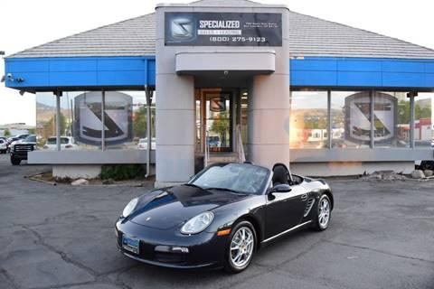 2008 Porsche Boxster for sale in Salt Lake City, UT