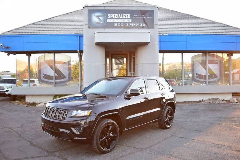 Delightful 2015 Jeep Grand Cherokee 4x4 Altitude 4dr SUV   Salt Lake City UT