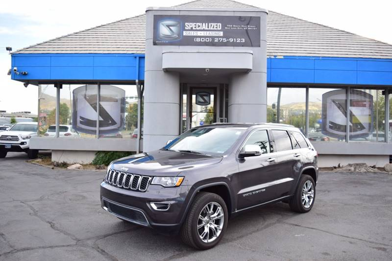 2018 Jeep Grand Cherokee 4x4 Sterling Edition 4dr SUV   Salt Lake City UT
