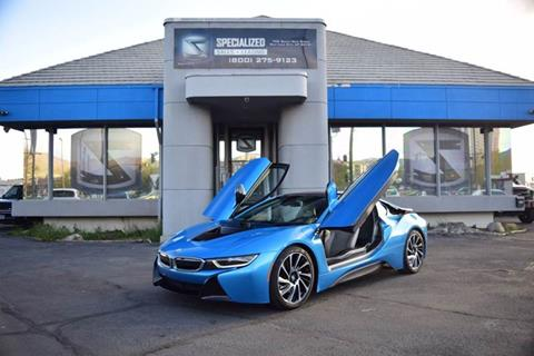 Used Bmw I8 For Sale In Utah Carsforsale Com