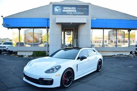2018 Porsche Panamera for sale in Salt Lake City, UT